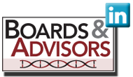 linkedin boards and advisors logo